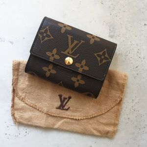Louis Vuitton coin purse